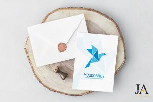 Logo créé pour MoodOffice